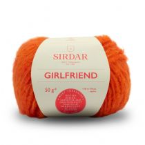 Sirdar Girlfriend Chunky Yarn 50g - RRP £4.50 - OUR PRICE £3.65